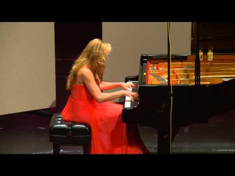 """Svetlana Smolina performs Mily Balakirev """"Islamey"""" Oriental Fantasy at LACMA - Sundays Live"""