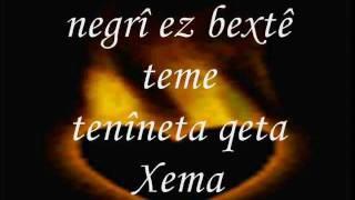 Ebdulqehar zaxoyi - neke giri lyrics