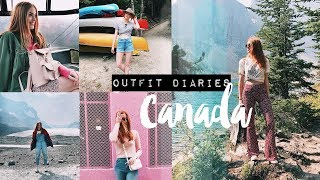 OUTFIT DIARIES FROM CANADA!   TRENDY TUESDAY   MsRosieBea