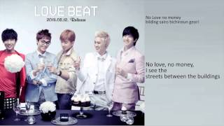 MBLAQ -- No Love [English + Romanized Subs Lyrics] MP3