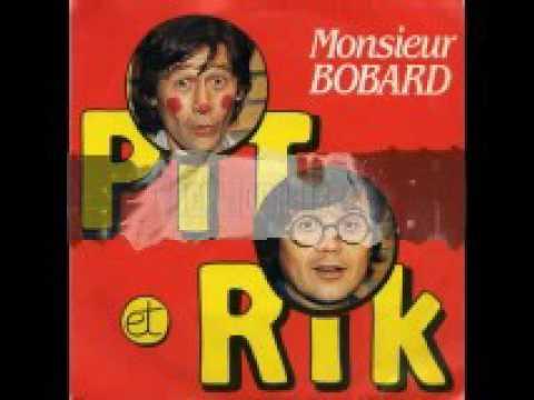 Pit & Rik Le Crotte Cra et le Crotte Fort 1981