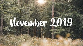 Indie/Pop/Folk Playlist - November 2019