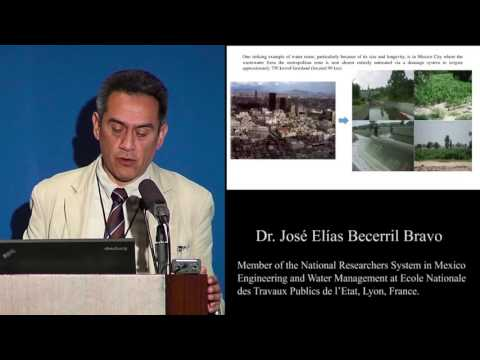 Occurrence and fate of emerging pollutants in Mexico City's water sources and wastewater Bravo
