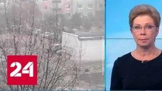 """""""Погода 24"""": на юге Сибири появляются первые сугробы - Россия 24"""
