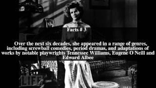 Katharine Hepburn performances Top # 5 Facts