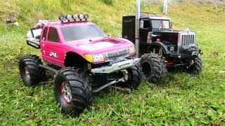 RC ADVENTURES - VERY Pregnant JEM 4x4
