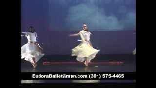 """Eudora Ballet 2011 Dance to """" Beyond The veil"""" Music By Daryl Coley"""