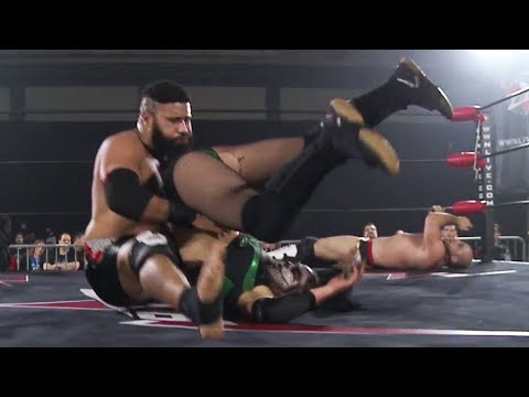 [FREE MATCH] Penelope Ford Jordynne Grace Maria Manic v. Pull-It Club   Beyond Wrestling Intergender from YouTube · Duration:  14 minutes 5 seconds