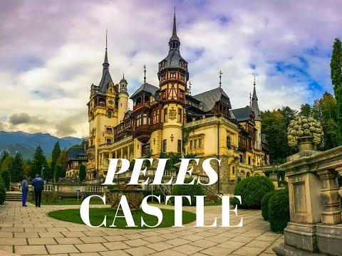 Peles Castle in