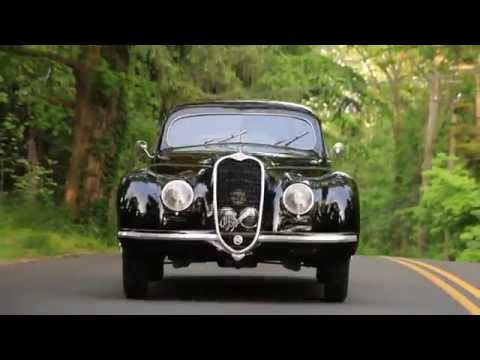 1939 Alfa Romeo 6C 2500 Sport Touring Superleggera Berlinetta