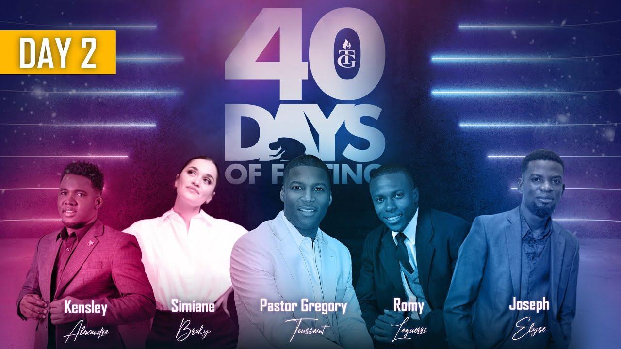 Download 40 Jours | La Vi'w Pap  Pase Mal | 2ème Soirée | TG