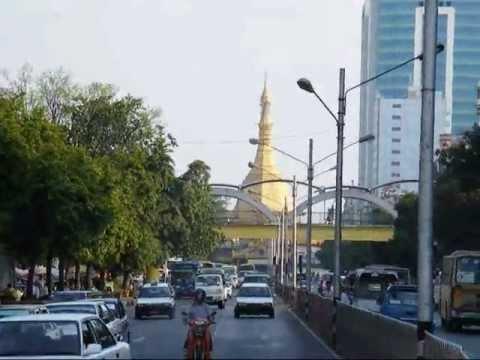 Yangon Wanderings - A Stroll around Old Rangoon