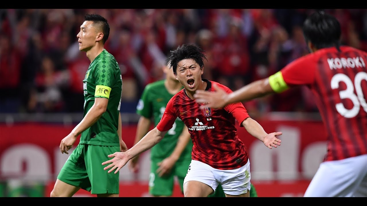 Download URAWA RED DIAMONDS JPN 3 - 0 BEIJING FC CHN - AFC Champions League: Group Stage