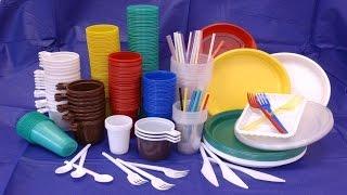 Производство одноразовой посуды(, 2015-11-22T05:57:11.000Z)