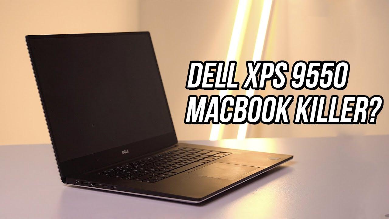 Đánh giá Dell XPS 9550 – Chiếc Laptop 15 inch đẹp nhất tầm giá 20 Triệu