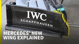 Download Video Why Mercedes (and others) were asked to change their F1 front wing designs MP3 3GP MP4