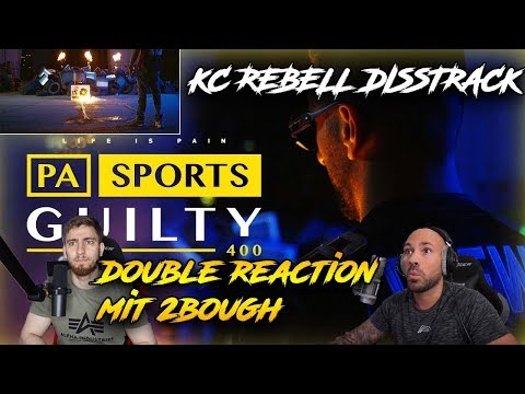 Pa Sports - Guilty 400 ist KC REBELL eine Ratte? Mois & 2Bough Live Reaction