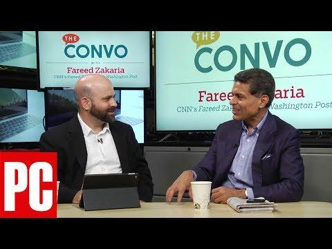CNN's Fareed Zakaria: The Convo