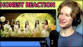 HONEST REACTION to [STATION] Red Velvet 레드벨벳 'Milky Way' #redvelvet #milkyway #reaction
