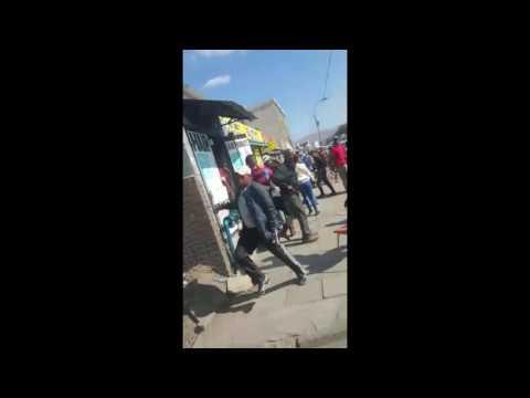Rustenburg Herald Mob Justice