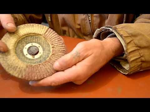 Эффективное восстановление лепестковых дисков для болгарки