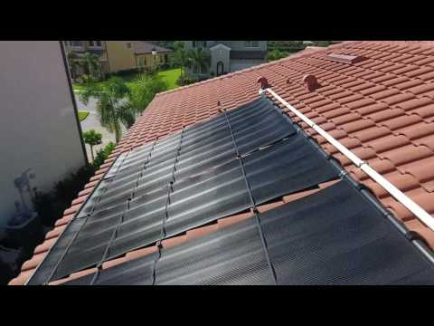 Naples Solar Pool Heating