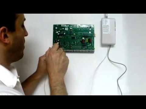 Interlogix Concord 4 How To Wire The Telguard Tg 1
