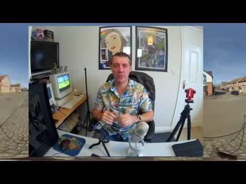 Git2 camera and Brahma 360 Studio Tutorial