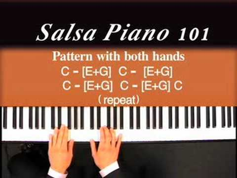 Salsa Piano 101 - Learn The Secrets To Playing Salsa by
