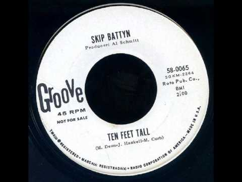 [Teener] Skip Battyn (aka Skip Battin) - What's Mine Is Mine / Ten Feet Tall (Groove 58-0065) 1965