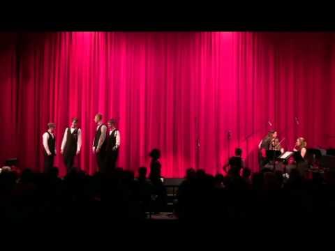 Worthington Christian Christmas Concert 2015