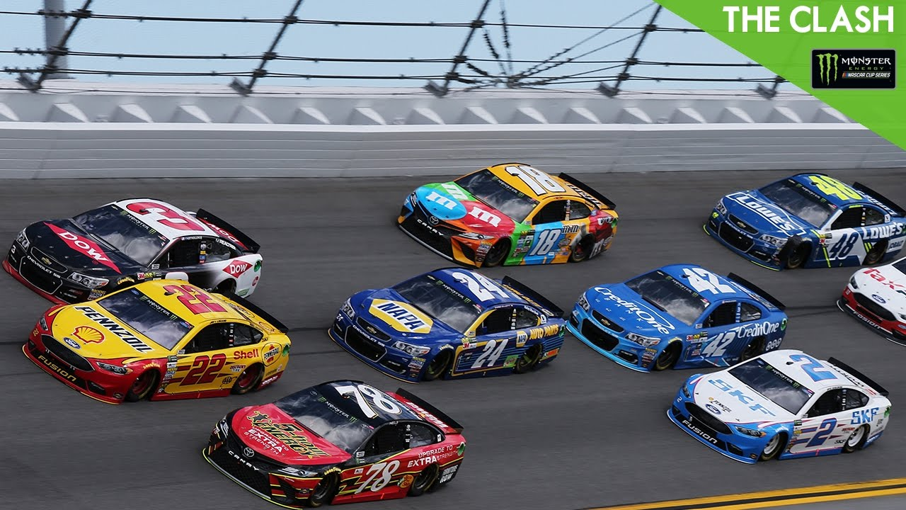 Advance Auto Parts Number >> Monster Energy NASCAR Cup Series- Full Race -The Advance ...