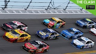 Monster Energy Nascar Cup Series- Full Race -The Advance Auto Parts Clash