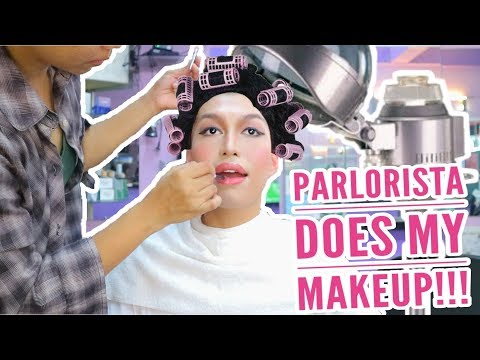 NAGPA-MAKEUP SA MUMURAHING PARLOR! HINDI KO TO INEXPECT!! thumbnail