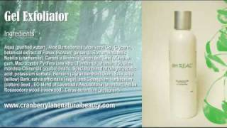 Natural Gel Exfoliator - 100% PURE AND NATURAL Thumbnail