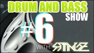 Drum and Bass Show #6 / December [720p]