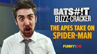 If Mad Money Was For Hollywood: The Apes Take On Spider-Man Homecoming