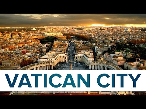 Top 10 Facts - Vatican City // Top Facts