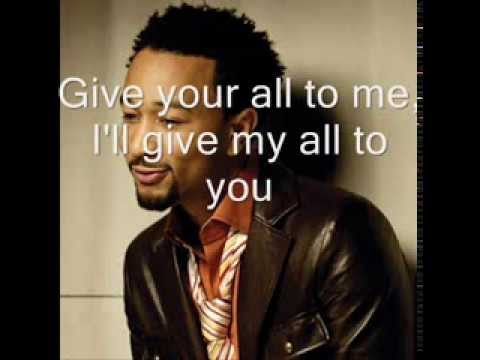 John Legend - All Of Me Lyrics