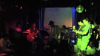 BYZのライブ、ブルースのスタンダード「Stormy Monday」をオールマン・...