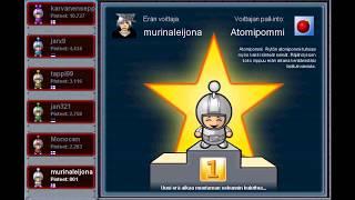 Aapeli - Bombermania Saku sammakko ownaa