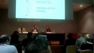 27-09-2012. La Coordinadora de Professorat Interí (CPI) ha denuncia...