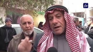 وقفات احتجاجية أمام مقر الأونروا في غزة تنديداً بقرارات ترمب  - (17-1-2018)