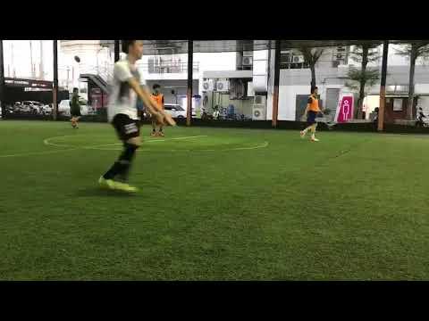 Ep2 เตะบอลหญ้าเทียม อมตะนคร ชลบุรี สนามฟุตบอลหญ้าเทียม  sky kick 1