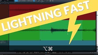 Become Lightning Fast in Studio One