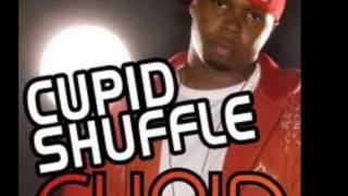 Cupid shuffle official