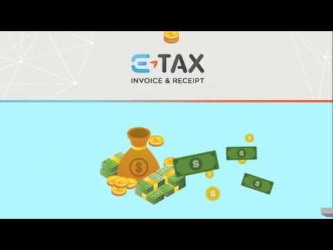 E-tax invoice & Receipt