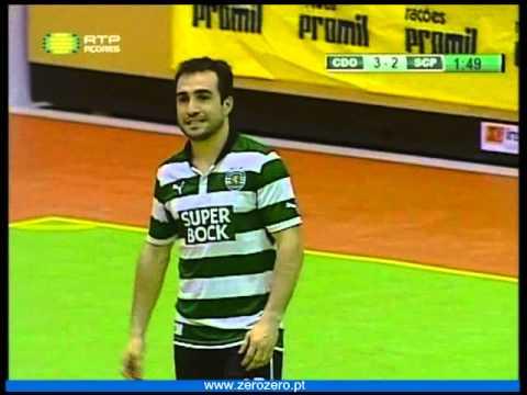 Futsal :: 17J :: Operário - 5 x Sporting - 6 de 2012/2013