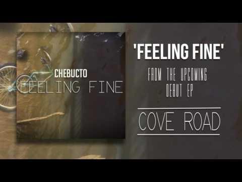 CHEBUCTO - Feeling Fine (Lyric Video)