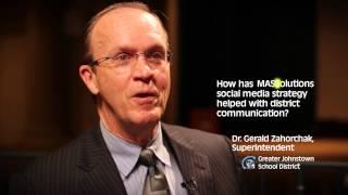Dr. Gerald Zahorchak Social Media
